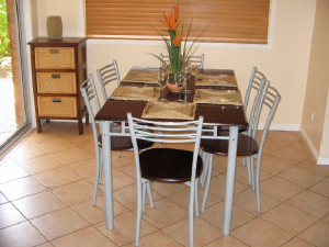 Dining sets - tables, chairs, Furniture for Hire - short or long term rental
